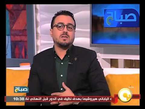 """رشيد العلالي يعلم الدارجة المغربية لمذيعة مصرية على قناة مصرية """"الموت ديال الضحك"""""""