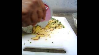 how to make Vegetable Cutter at home