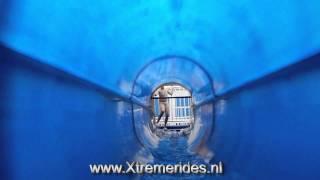 Roompot De Parel Grote Glijbaan 79m Domburg, Holland