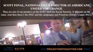 ヒラリー・クリントン・キャンペーンとDNCがトランプに対する組織的妨害...