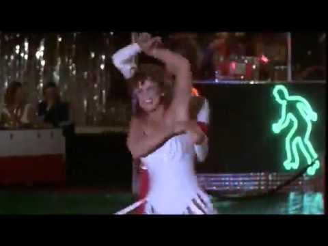 Roller Boogie - Linda Blair's roller skate routine