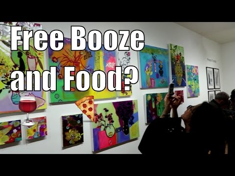 New York City Art Gallery Crawl (BEST FREE ACTIVITY!)