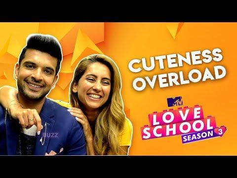 IWMBuzz: Karan Kundra And Anusha Dandekar Back Again With Love School 3