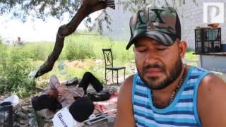 Los inmigrantes en Hermosillo: ¿Indigentes del futuro? - Reportaje Proyecto Puente