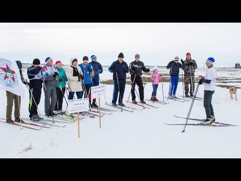 Лыжня России-2016 в г. Новоузенске