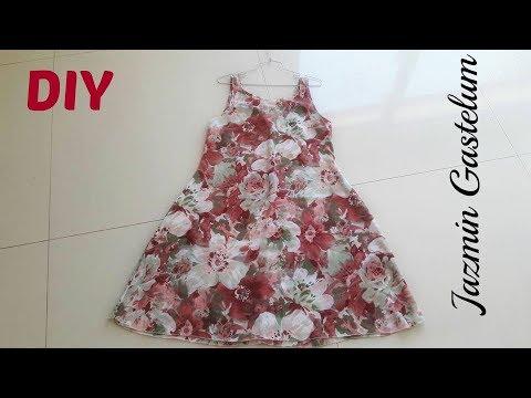 ff4622c505 Vestido Para Cuerpo Tipo Pera -Jazmin Gastelum - YouTube