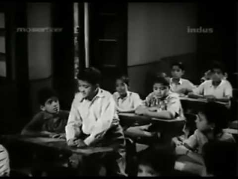 A old song by students and teacher