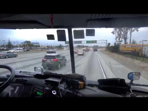 Going to Ontario, Ca truck stop - TA