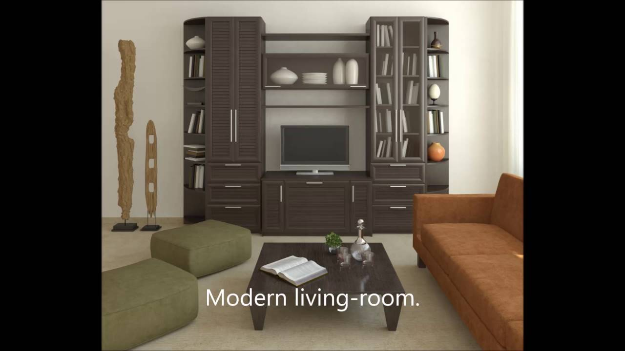 Tv Cabinet For Bedroom And Living Room Interior Modern ...