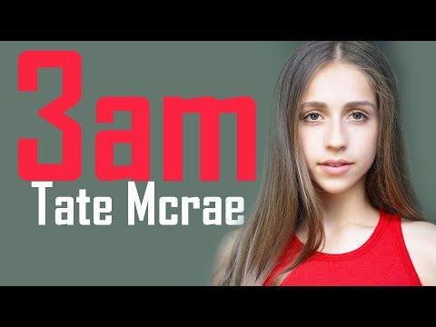 3am  Tate Mcrae Original Song Full HD lyrics