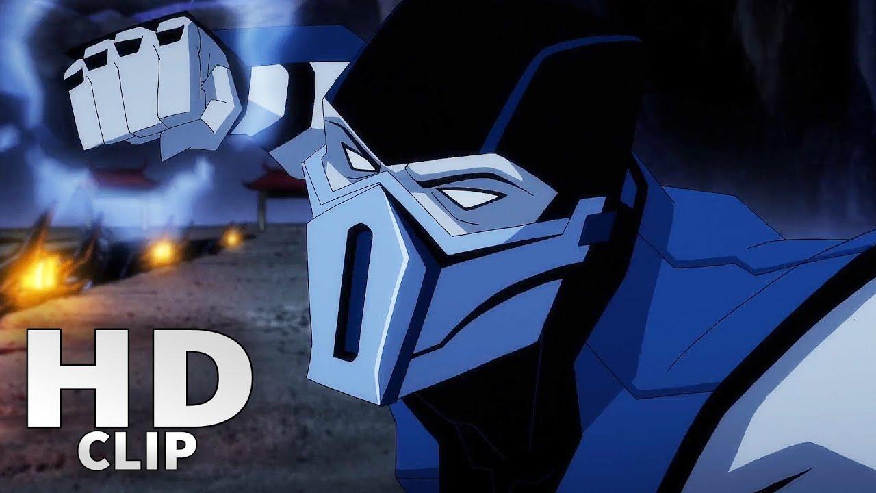 Scorpion Finds Sub Zero Scorpion Vs Sub Zero Mortal Kombat