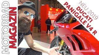 Ducati Panigale V4 R - Stärkste Ducati aller Zeiten - Superbike für die Straße