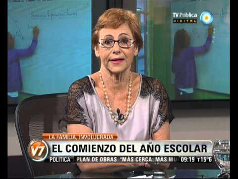 Visión 7: Educación: El comienzo del año escolar