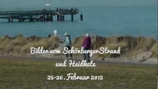 Am Strand von Schönberg und Heidkate.WMV