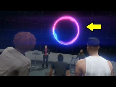 Download Youtube: Time Travel Mystery in New GTA 5 Jetpack DLC