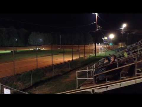 Sabine motor speedway April 1st 2017 heat race