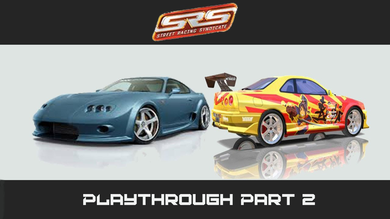 Street Racing Syndicate (SRS) ( - 82.0KB