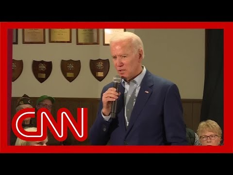 Joe Biden asked if he'd trade son's testimony for Bolton's