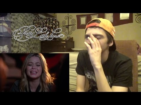 """Pretty Little Liars - Season 4 Finale (LIVE REACTION)  """"A is for Answers"""" Episode 24"""
