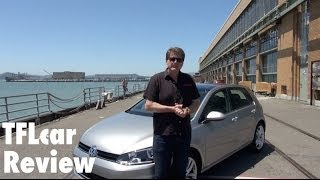 2015 Volkswagen Golf TDI 0-60 MPH First Drive Review
