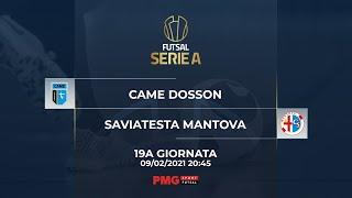 Futsal 20/21 - 19G - Came Dosson - Saviatesta Mantova