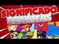 😱SIGNIFICADO DE LOS NOMBRES DE LOS BRAWLERS EN BRAWL STARS!! - Cowley32