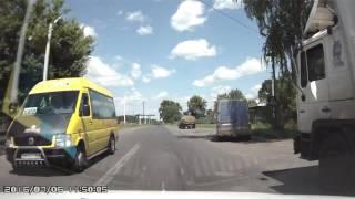 Ужас в Юсковцах, Полтавской области, по трассе Киев - Сумы.