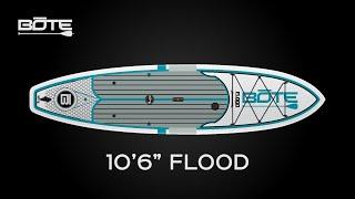 BOTE 2016 Flood 10' 6
