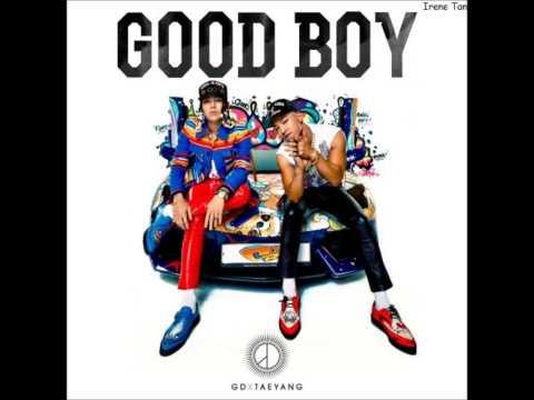 [Audio] GD X Taeyang - Good Boy