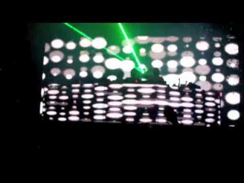 Swedish House Mafia Be vs. Satisfaction vs. Show Me Love @ Santo Domingo