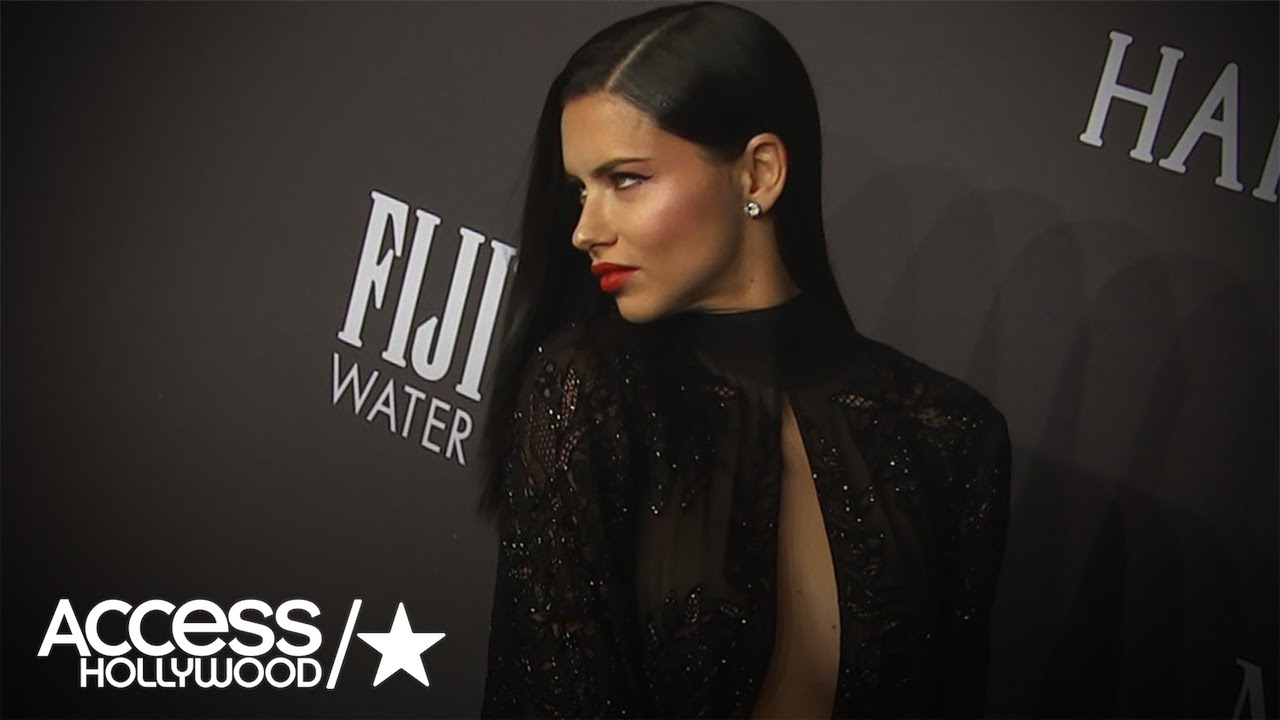 5372a33908 Adriana Lima Shares Her Fondest Memories Of New York Fashion Week ...