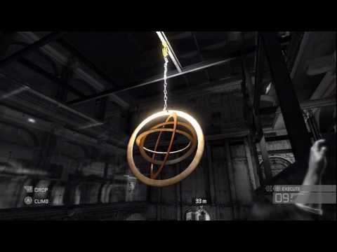 Splinter Cell Conviction Gameplay Trailer Using_the_environment