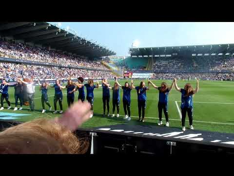 Ere Ronde Club Brugge Vrouwen 20/05/2018