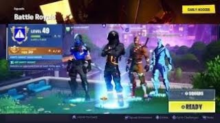 FORTNITE  THE LIVE MORNING SHOW WITH 48hrs FAM N RANDOMS
