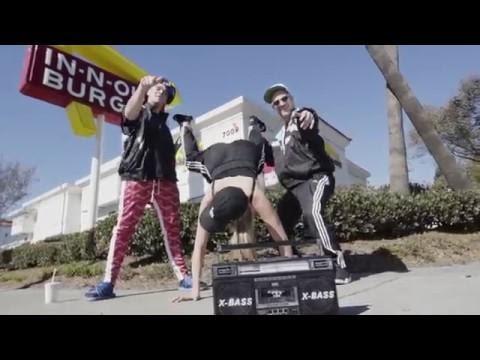 Casper & B. - INNOUT [Official Music Video]