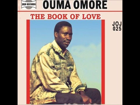 the book of love   Ouma  Omore