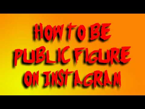 How to be Public Figure on Instagram! Put a Call/Email/Directions Button on Your Instagram Page