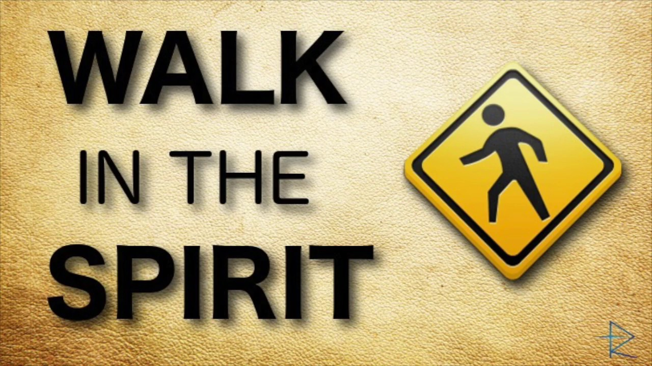 Walk in the Spirit (W.I.T.S.) message by Greg Russell ...