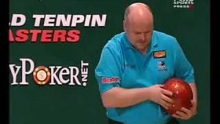 2007 World Tenpin Masters Game 3 Belmonte vs Nickel Part 1