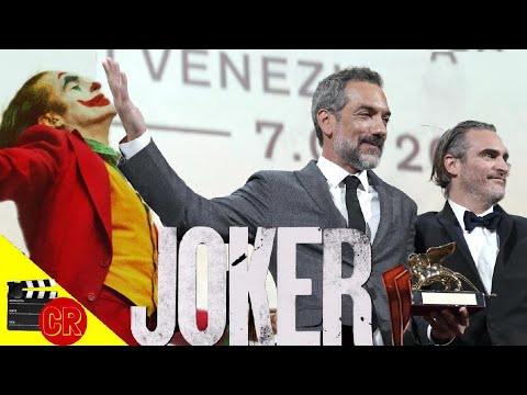 JOKER Wins the Golden Lion Best Film Award!
