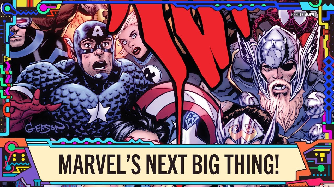 Marvel's Next Big Thing @ NYCC 2019! | FULL PANEL