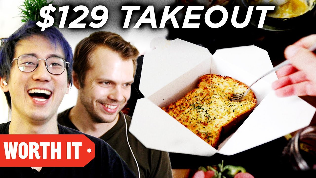 Download $3 Takeout Vs. $129 Takeout