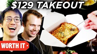 $3 Takeout Vs. $129 Takeout