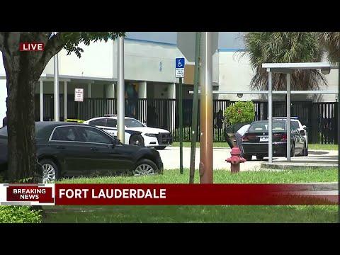 Fort Lauderdale high school placed on lockdown