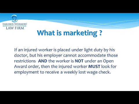 Virginia Workersu0027 Compensation   Marketing And Job Search While Getting  Your Workers Comp Check