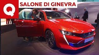 """Nuova Peugeot 508: la """"First Edition"""" presentata al Salone di Ginevra 2018   Quattroruote"""