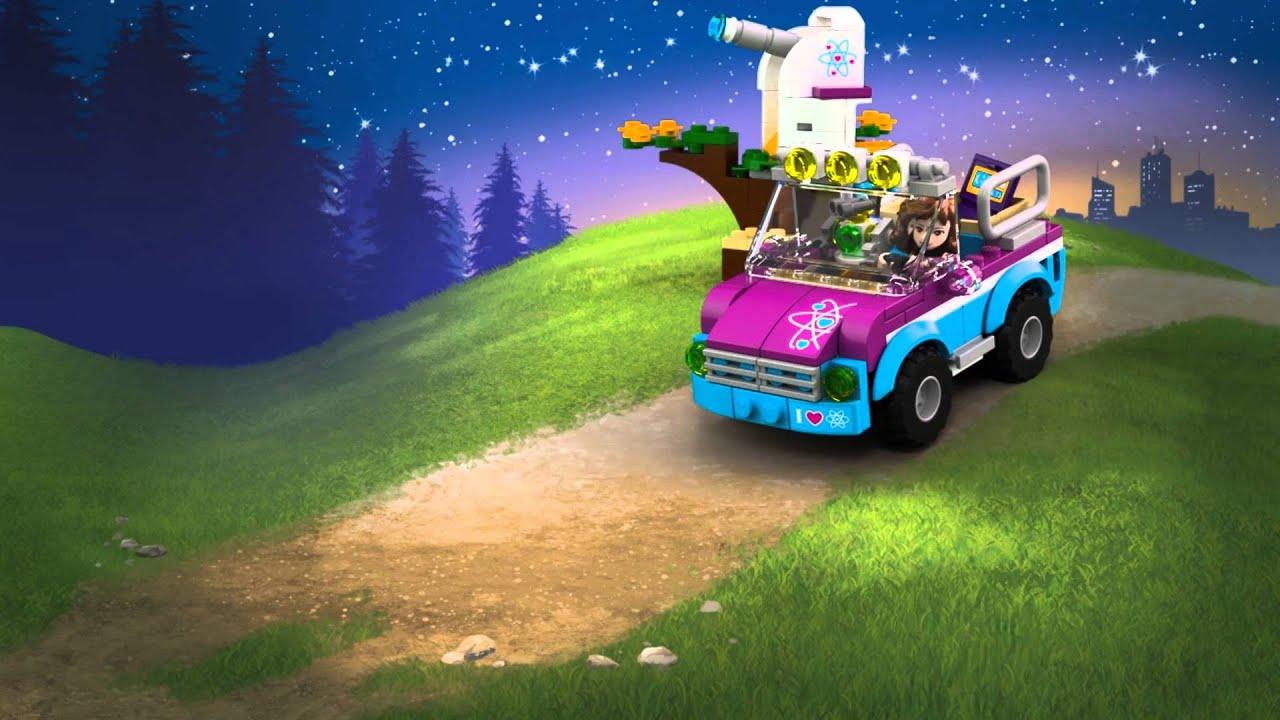 Lego Olivia S Exploration Car