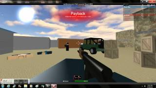 Just Playing Some ROBLOX Call Of Duty!