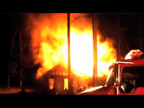 Cluster Springs Fire Dept.