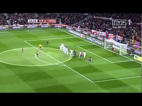 FC Barcelona Vs Real Madryt 1-3 26.02.2013 Skrot Live PL
